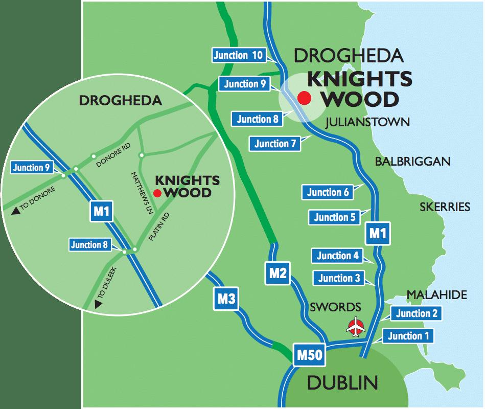 Drogheda New Houses Knightswood Drogheda